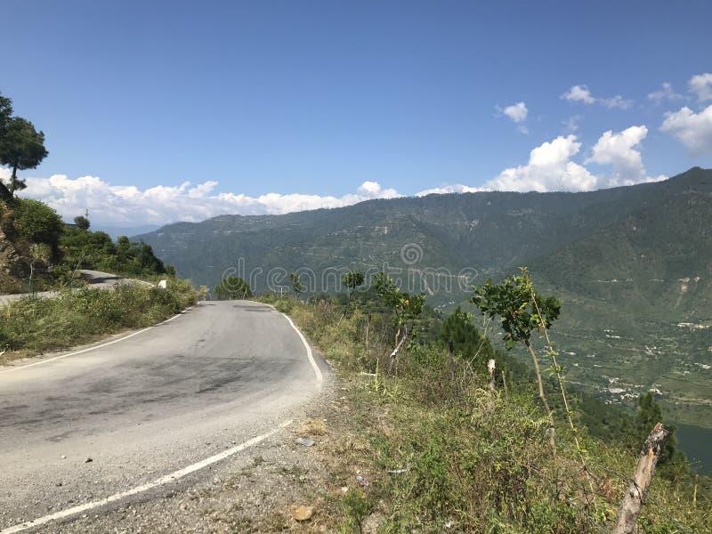 Himalay yatra with visiting long routes. Himalay yatra visiting long routes royalty free stock image
