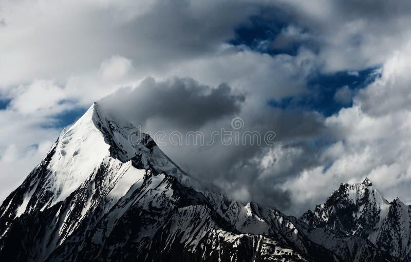 Himalaya foto de archivo libre de regalías