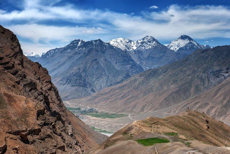 Himalaya fotografía de archivo