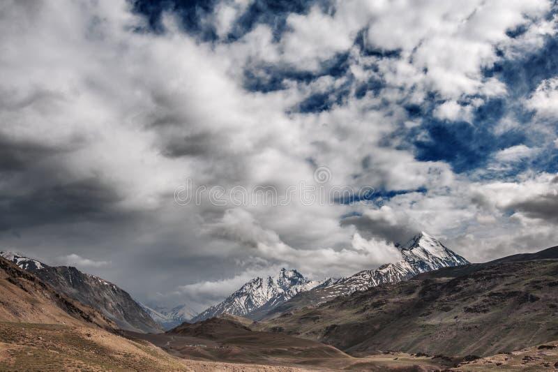Himalaya fotografía de archivo libre de regalías
