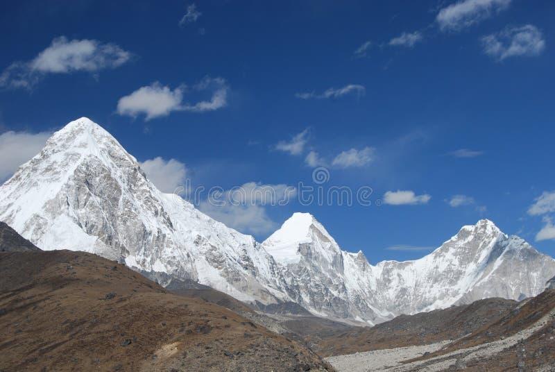 Himalaya Landscape Royalty Free Stock Photos