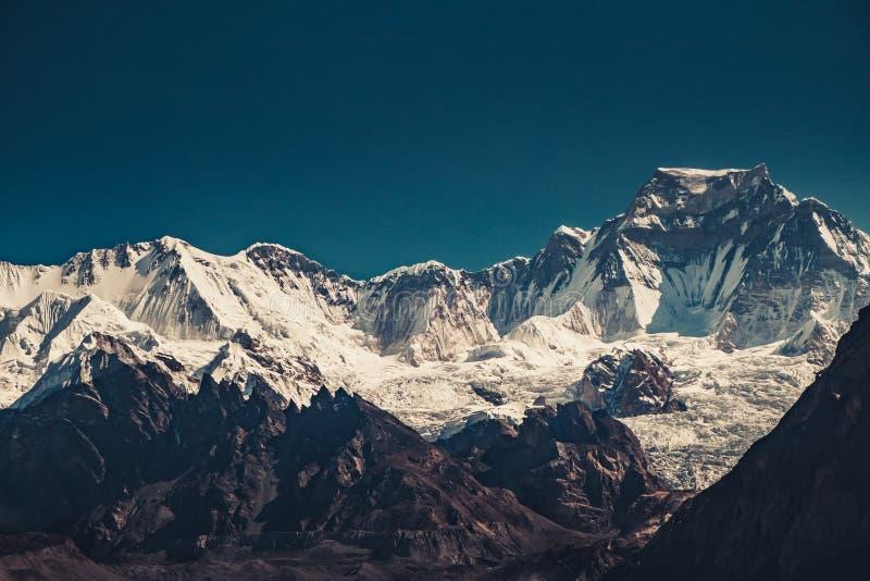Himalaya Mountain landscape stock photos