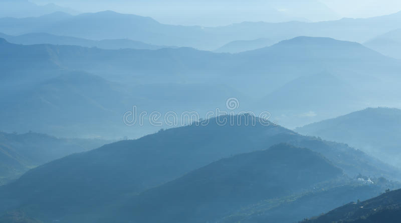Himalaya range,Nepal stock photos