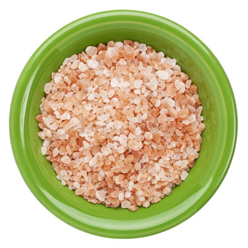 Himalayan шар соли стоковое фото
