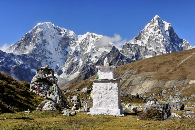 Download Himalayan Peaks Stock Photo - Image: 87484599