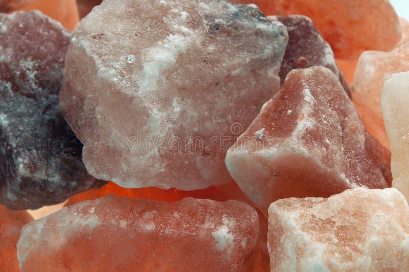 Himalayan salt royalty free stock images