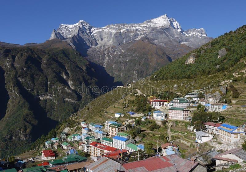 Himalayas imagens de stock royalty free