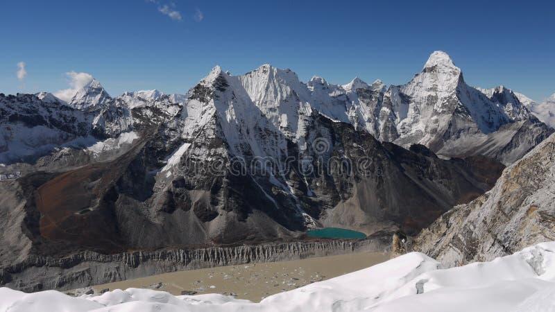 Download Himalayas stock image. Image of himalayan, peak, peaks - 27266247