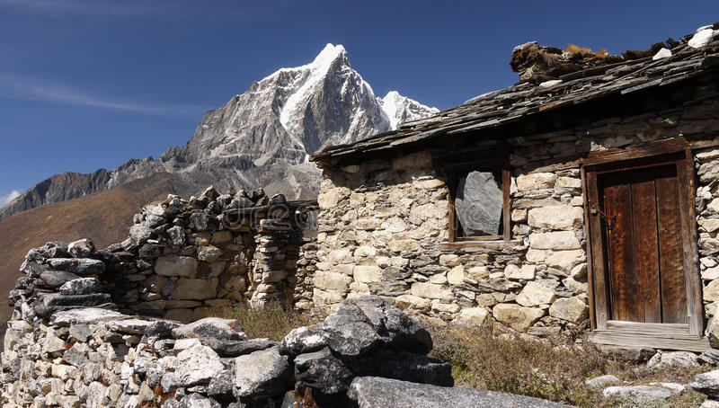 Download Himalayas stock photo. Image of himalayan, nepal, historic - 27408414