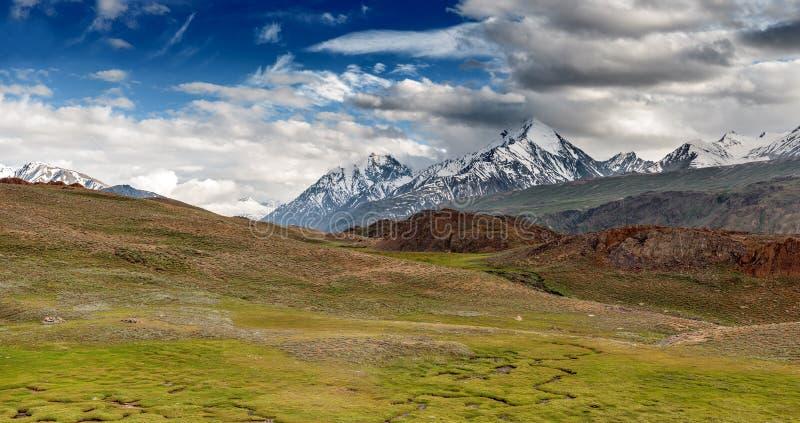 Himalayas imagens de stock