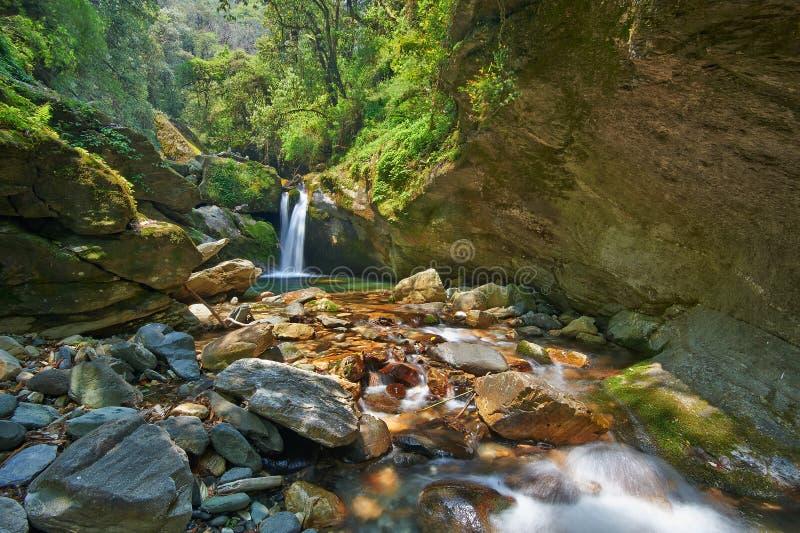 Himalayas fotografering för bildbyråer