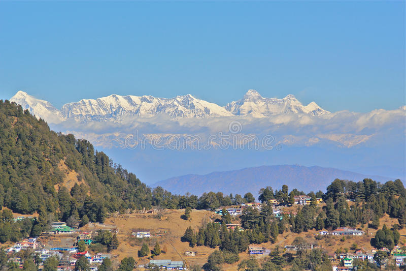 Himalayas stock photos