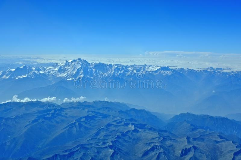 Download The himalayas and the k2 stock image. Image of baltoro - 34187225