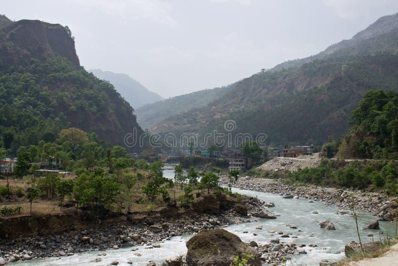 Download Himalayas landscape stock image. Image of glacial, highlands - 24922693