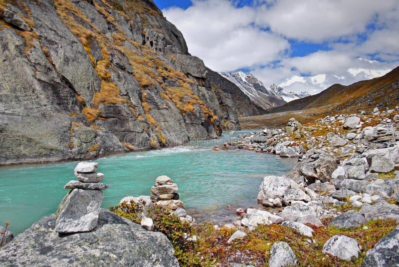 Himalayas Mountains stock photos