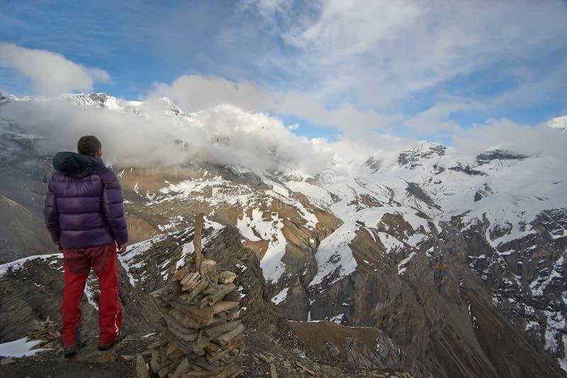 Himalayas stock photography