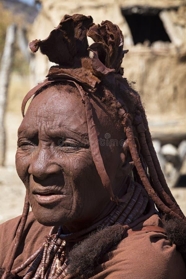 Free Himba Girl Stock Image - 46529311