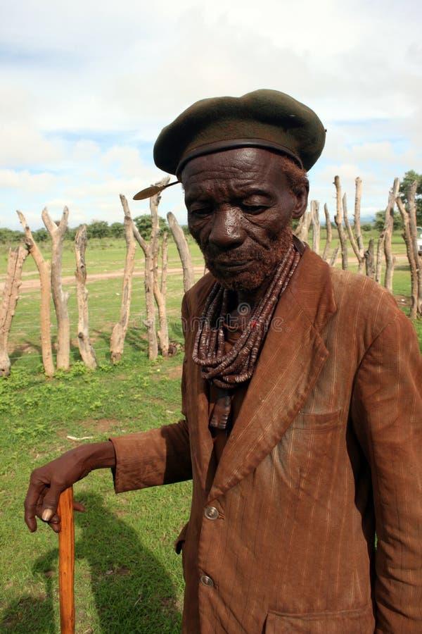 Download Himba Man editorial image. Image of people, native, original - 17733035