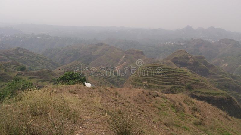 Himchal Beauty stock image