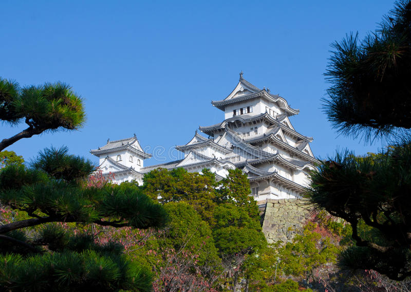 Download Himeji Castle Stock Photo - Image: 21436360