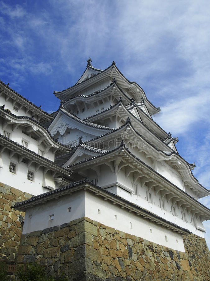 Download Himeji Castle editorial stock photo. Image of building - 83713248