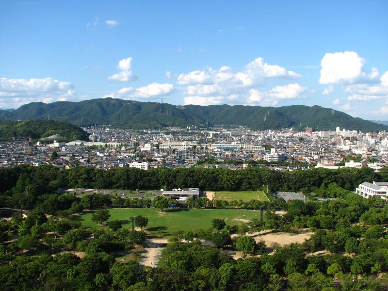 Himeji, Japan stockbild