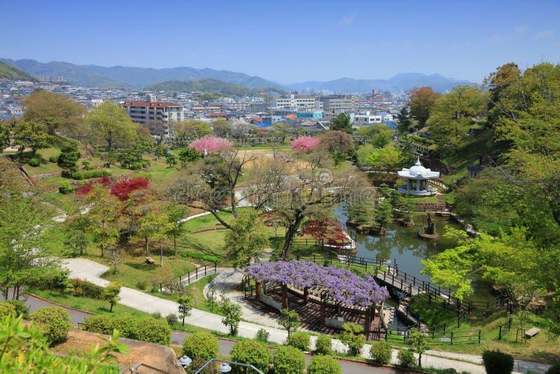 Himeji, Japan royalty-vrije stock foto