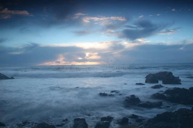 Himla- himmelfärger - del 7 arkivfoto