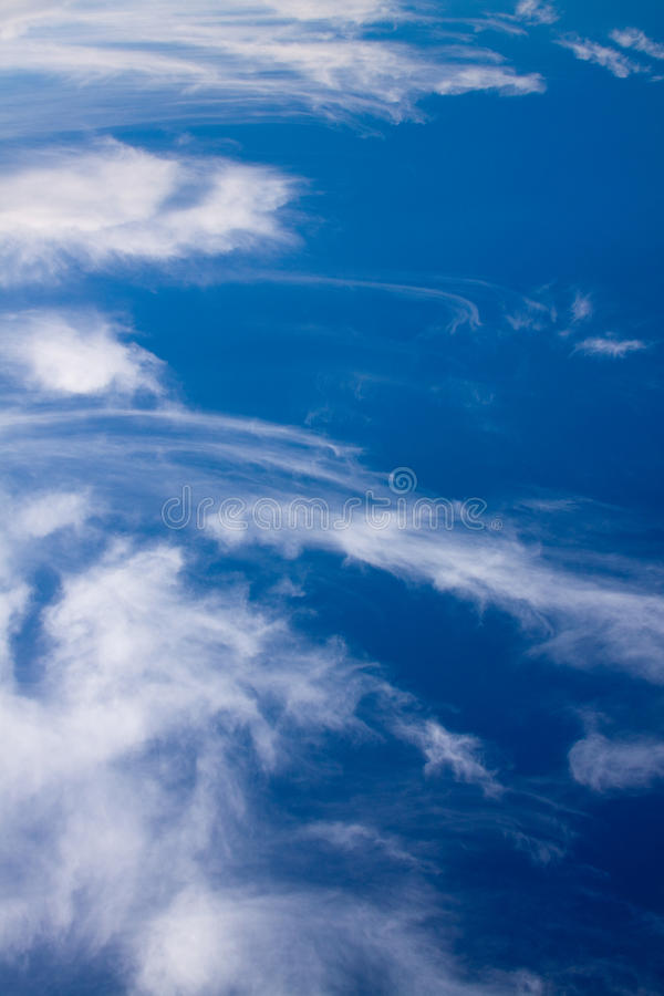 Himmel. stockbilder