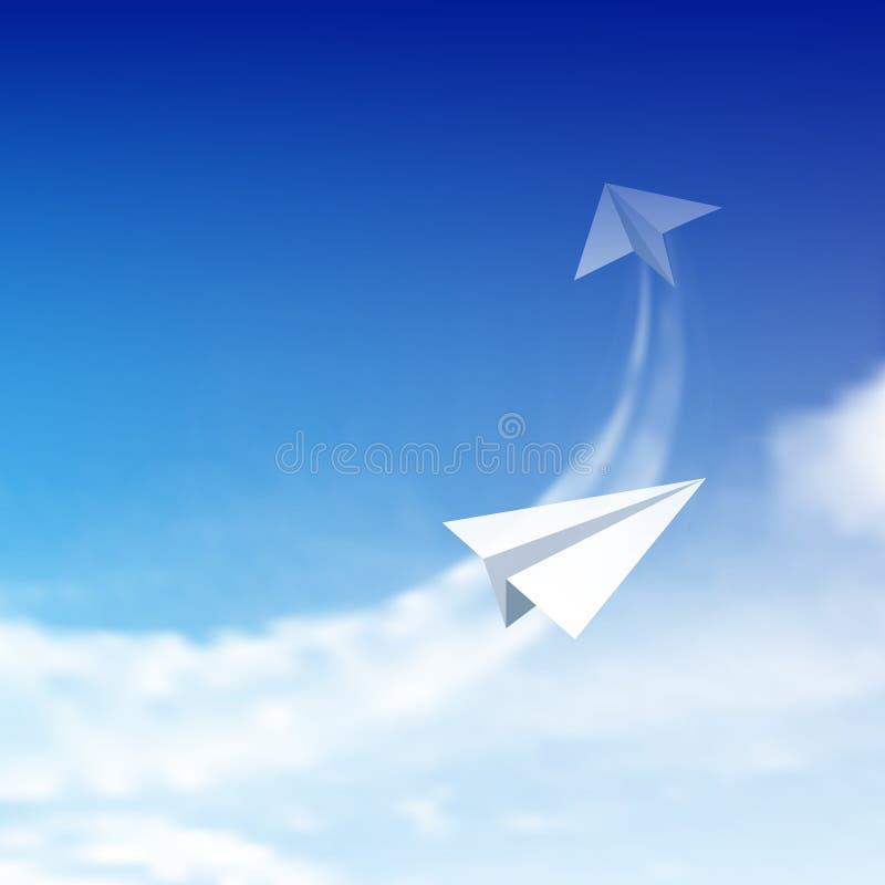 Himmel lizenzfreie abbildung