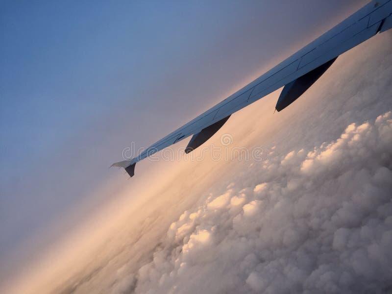 Himmel av de stora drömmarna arkivbilder