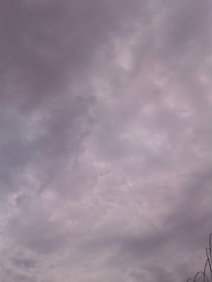 Himmel des Teufels lizenzfreie stockbilder
