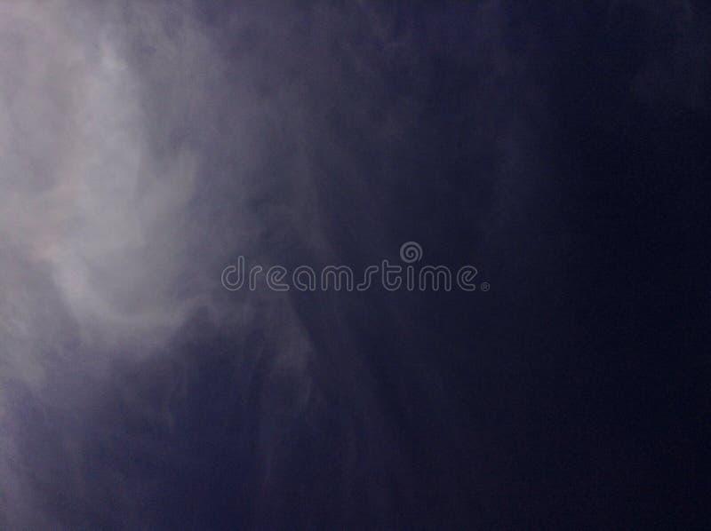 Himmel eller hav royaltyfria foton