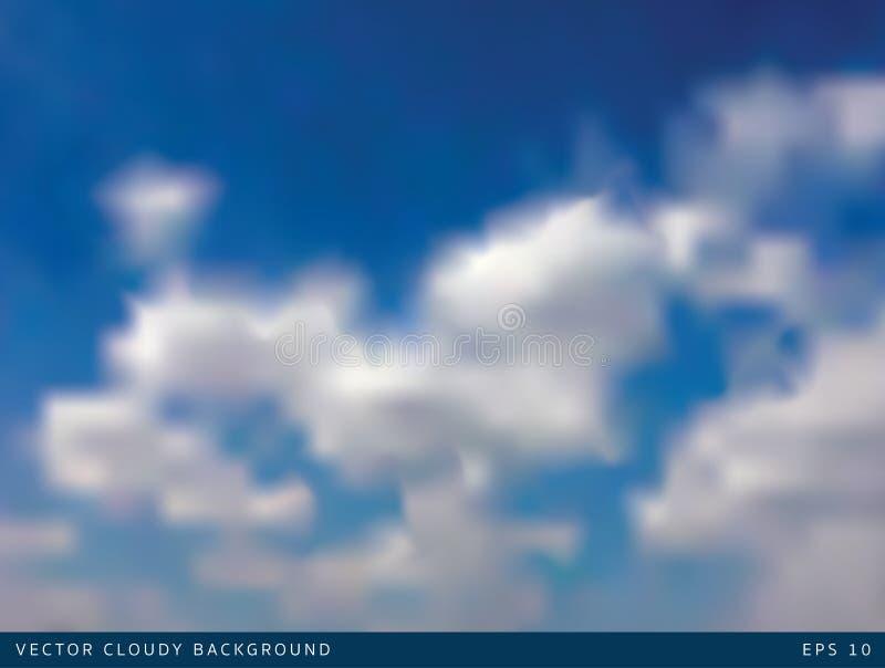 Himmel fördunklar 2197 royaltyfri illustrationer