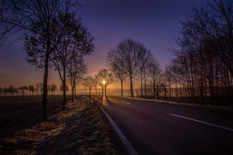 Himmel, Natur, Straße, Atmosphäre