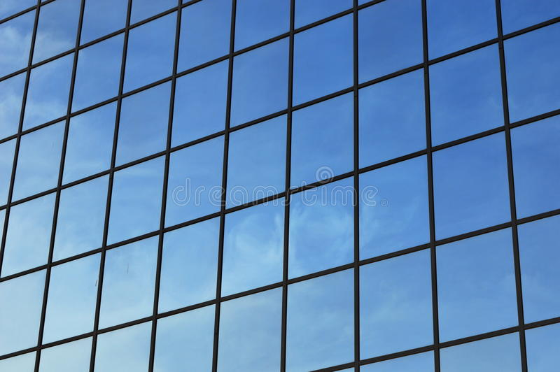 Himmel Windows lizenzfreies stockbild