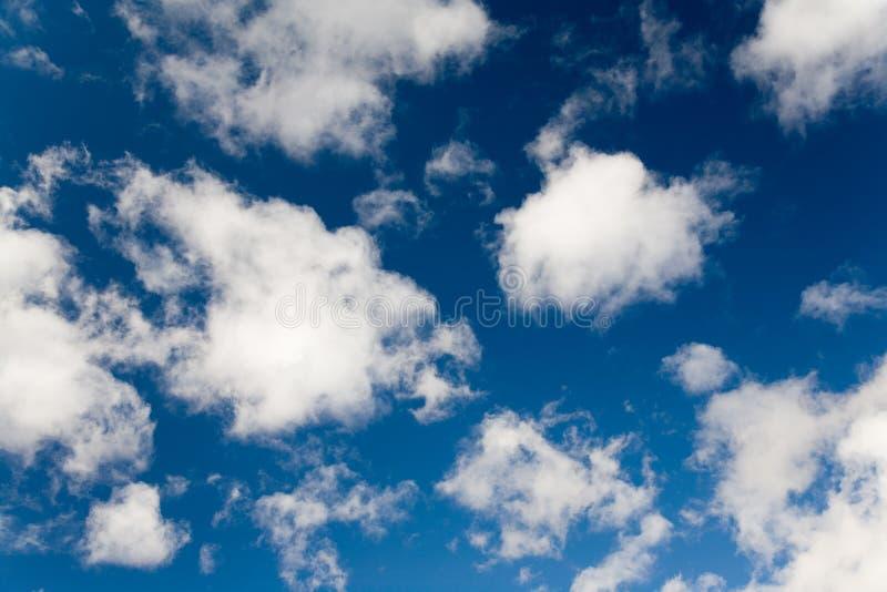 Himmelblau stockbilder
