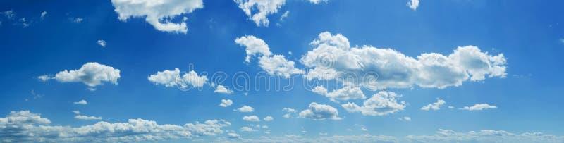 Himmelpanorama lizenzfreie stockbilder