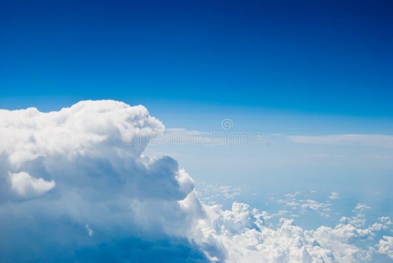 himmlar royaltyfria bilder