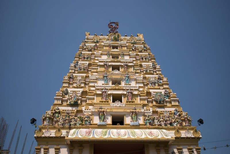 Hindi temple, Butterworth, Penang, Malaysia. Hindi temple in Butterworth, Penang, Malaysia royalty free stock photos