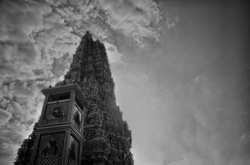 Hindoese Kovil stock fotografie