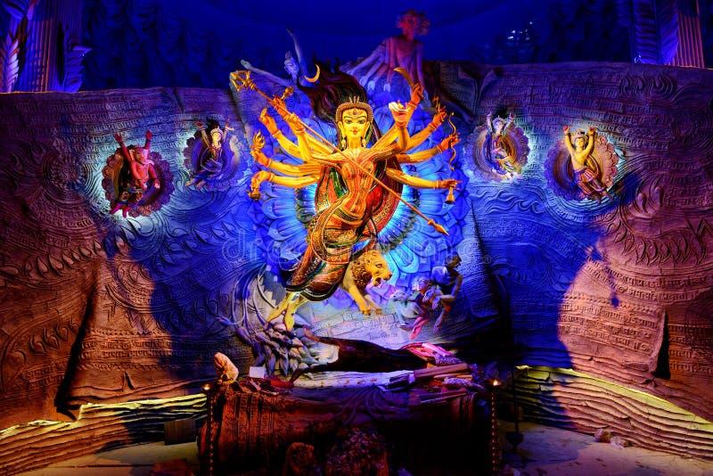Hindoese Mythologie royalty-vrije stock fotografie