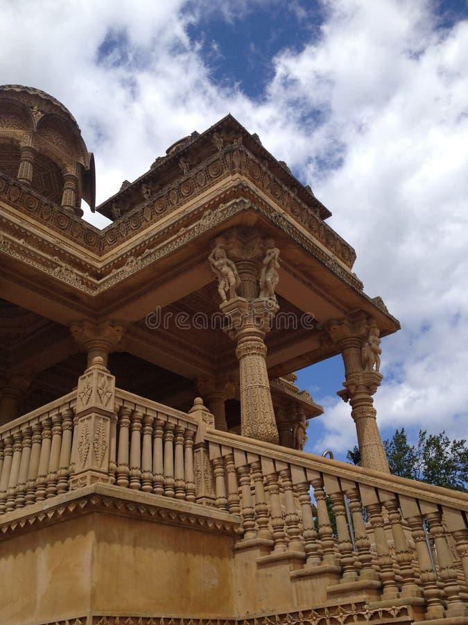Hindoese Tempel royalty-vrije stock foto's