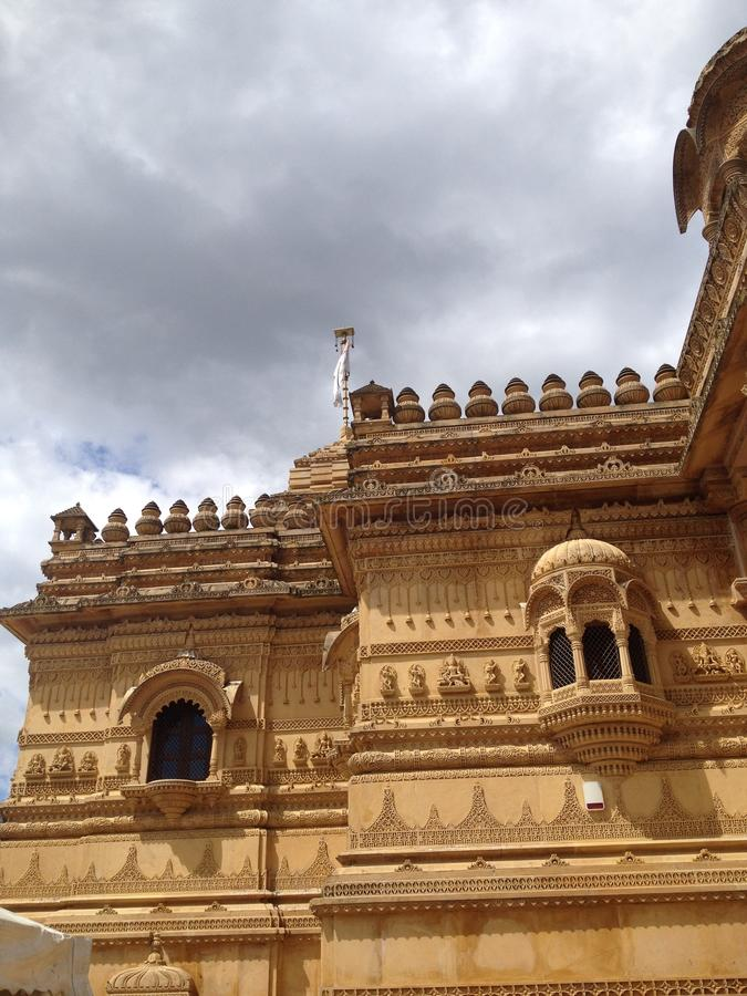 Hindoese Tempel stock fotografie