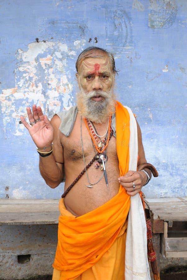 Download Hindoo disciplinant editorial photo. Image of hindu, hello - 5454836