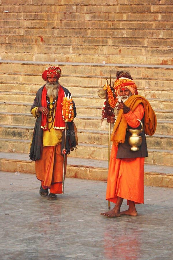 Hindouisme en Inde photo libre de droits