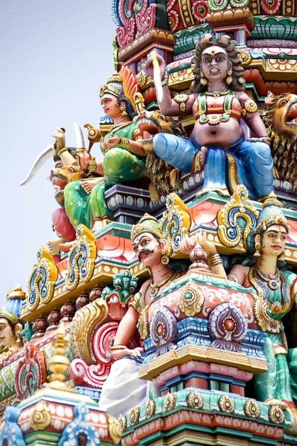 Download Hindu figures and art stock image. Image of colors, artwork - 5240005