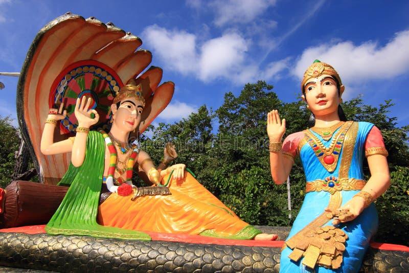 Download Hindu God Rama With His Wife Mata Sita Stock Image - Image: 27381853