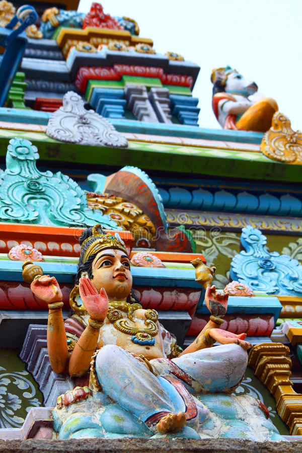 Download Hindu God statue stock photo. Image of history, asian - 13254472