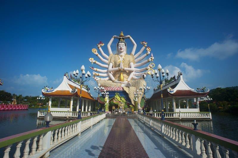 Hindu God Statue i royalty free stock image